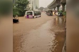 Karnataka CM asks BBMP officials to be on alert as heavy rains predicted