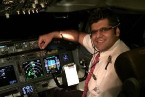 Delhi man Bhavye Suneja captained the Lion Air plane that crashed into Java Sea