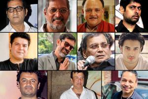 Alok Nath Sajid Khan Subhash Ghai The Bollywood bigwigs outed so far in Me Too