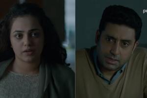 Watch Nithya Menen-Abhishek Bachchans Breathe Into the Shadows trailer is riveting
