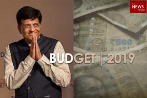 Live blog Budget 2019 Tax on self-occupied 2nd home standard deduction raised to Rs 50000