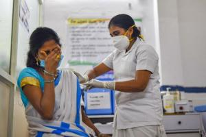 Kerala Odisha AP and others flag vaccine shortage How the Union govt responded