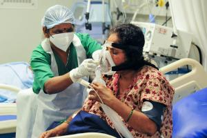 Only 98 COVID-19 cases required hospitalization after vaccination ICMR study