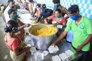 Unsung heroes of Tamil Nadu Volunteers battling COVID-19 on the frontlines