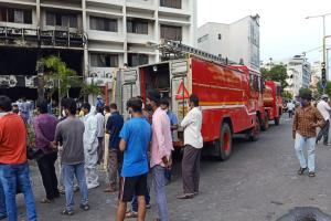 Proposal to build fire stations in Telangana govt hospitals makes no progress