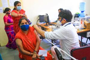 Pregnant women can get COVID-19 vaccine Union govt announces