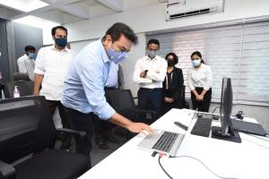 Covid Command Centre established in Hyderabad to tackle possible third wave