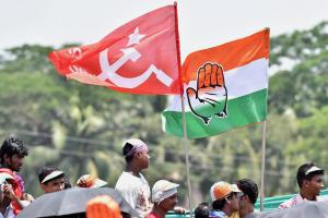 Why are political parties allowed to put up flags in public places Kerala HC asks