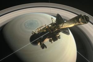 Cassini crashes Its time for a mission to explore the possibility of life on Saturns moons