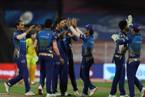 CSK out of IPL play-offs race after 10-wicket loss to MI