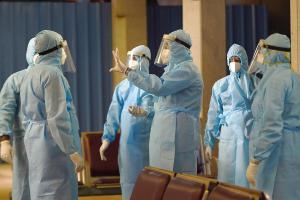 WHO experts arrive in Wuhan to probe origin of coronavirus pandemic