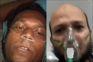 Two videos by dying COVID-19 patients from Hyderabad govt hospital trigger row