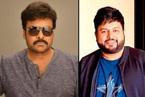Thaman begins composing music for Chiranjeevis next