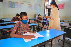 Students in Telangana AP had least access to textbooks in India during pandemic Study