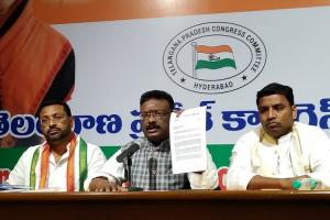No ministers in Telangana violates Constitution Congress writes to Governor