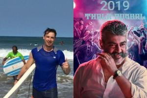 Dale Steyn asks Whats happening Twitter Ajith fans tell him about Viswasam song