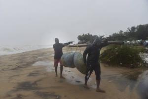 Talks between India and Sri Lanka needed to resolve attacks on Tamil fishermen TN Min
