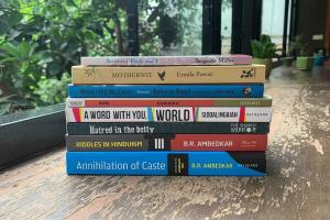 Annihilation of Caste to Motherwit 8 book suggestions for Dalit History Month