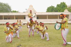 To revive Dappus rhythmic drum beats Telangana is training more artists