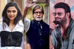 Prabhas Amitabh Bachchan begin shooting for upcoming film with Nag Ashwin