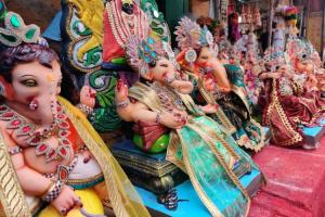 BBMP limits Ganesh Chathurthi festivities to three days bans idol immersion in lakes