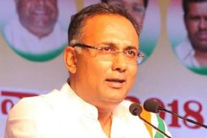 Centres drought aid for Ktaka less than 40 of actual request Dinesh Gundu Rao to PM