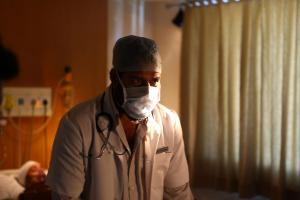 Betrayal fear sadness When doctors are attacked