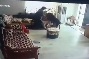 Hyd techie takes own life family releases horrifying video of husband assaulting her