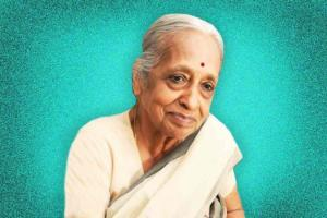 Dr V Shanta chairperson of Adyar Cancer Institute passes away in Chennai