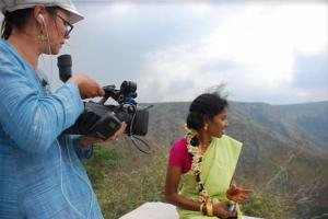 Driving with Selvi Meet director behind film on Indias first woman cab driver