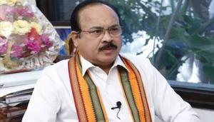 Former minister E Peddi Reddy quits Telangana BJP to join TRS
