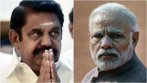 Tamil Nadu Chief Minister Palaniswami writes to PM Modi opposing Mekedatu reservoir