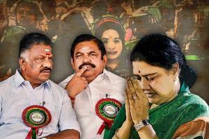 AIADMK cannot be separated from my life VK Sasikala in latest audio leak