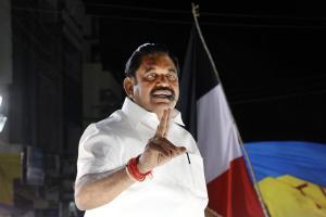 Edappadi Palaniswami chosen as Leader of Opposition in Tamil Nadu