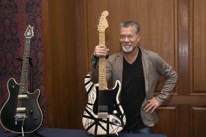 Rock legend Eddie Van Halen passes away after battle with cancer