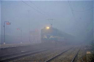 Cyclone Phethai Over 50 trains cancelled in Andhra as heavy rains lash state