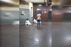 Video claiming Gandhi Hospital patients made to sit on floor is untrue says management