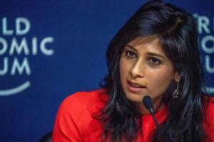 Indias economy to grow at 125 but COVID wave concerning IMFs Gita Gopinath