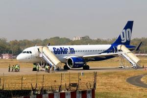 GoAir put on cash and carry basis by Airports Authority from Aug 11