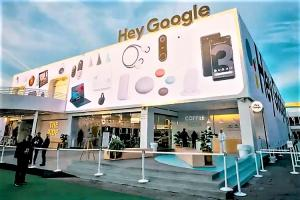 From smart televisions to smart clocks heres what Google announced at CES 2019
