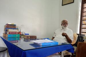 59 years ago this Hindu man built a mosque in Kerala funded by a Christian