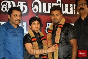 Gowsalya and Sakthis wedding vows promise an equal and respect-filled marriage