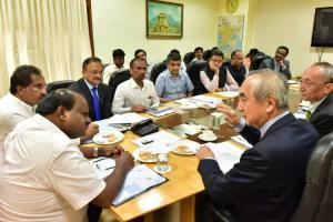 Japanese firms ready to invest in Karnataka industrial township