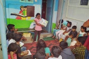 Books to cinema and culture a Bengaluru community library is changing kids lives