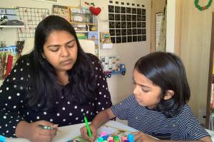 Indian parents are opting for homeschooling tutors as online class fatigue sets in