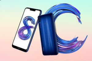 Honor 8C review Strong battery good rear camera and design