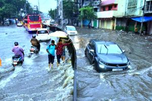 Climate change is here and increasing microbursts in Hyderabad are proof