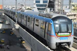 Hyderabad Metro Rail announces 40 discount as part of festive offer