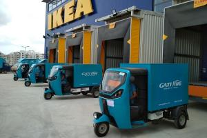 Hyd-based startup Gayam Motor Works to supply e-autos to IKEA for its delivery fleet
