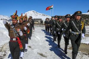 India-China border disengagement a very good end result Army Chief General